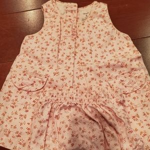 Sweet adorable dress with bloomers